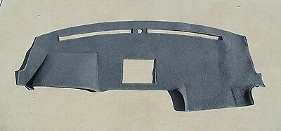 2015-2020 FORD  F150 DASH COVER MAT DASHBOARD COVER DASHMAT  CHARCOAL grey gray