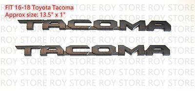 TOYOTA Genuine 75442-35070 Door Nameplate