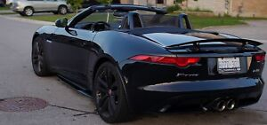 2017 Jaguar F Type S AWD Convertible (Lease Takeover)