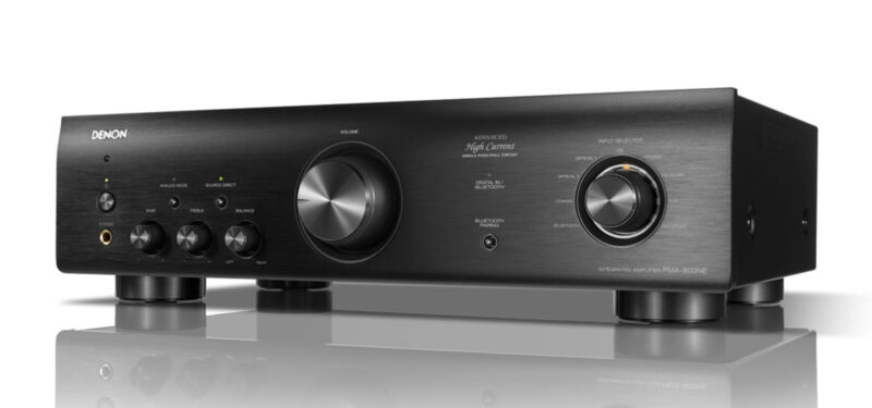 Denon PMA-600NE Integrated Amplifier Integrated Amplifier with 70W Power/Channel