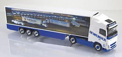 Herpa 303484 Volvo FH Gl XL Kühlkoffer Sattelzug LKW Dewender Scale 1 87 NEU OVP online kaufen