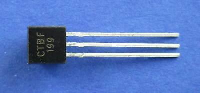 lot de 10PCS BF199 Transistor BF-199 TO-92