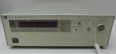 Hpagilent 6032a 1000w System Power Supply Tested And Working