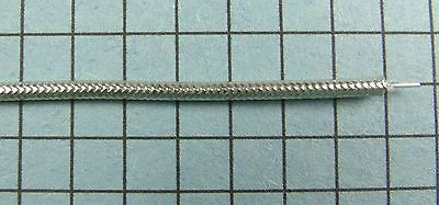 "RG-405 0.086"" RF Semi-rigid Coaxial Cable / Hardline : Priced per Foot"