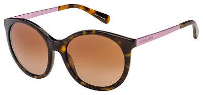 Michael Kors Island Tropics Sunglasses MK 2034 320013 55 Havana |Brown Grad Lens
