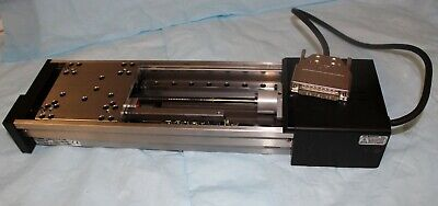 Newport High Precision Linear Stage Z609a Motor L404-032 Encoder