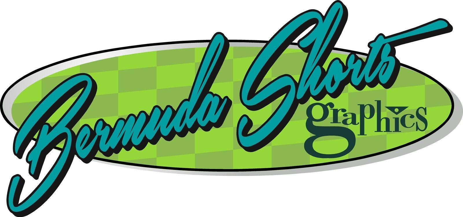 Bermuda Shorts Graphics