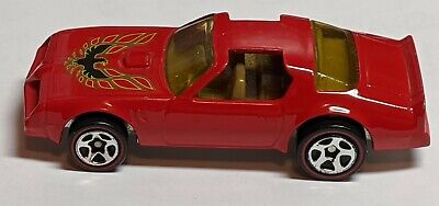 HOT WHEELS RED HOT BIRD FROM KMART TRACK SET
