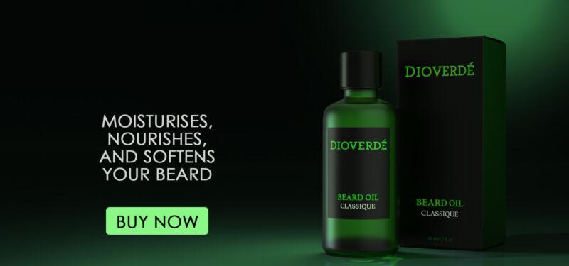 DIOVERDE Beard Oil