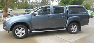 NEAR NEW GENUINE ISUZU D-MAX DMAX DUAL CAB CANOPY Yagoona Bankstown Area Preview