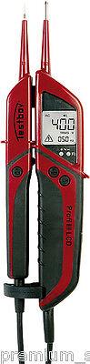 Testboy Profi III LCD Zweipoliger Spannung Durchgang Prüfer Tester AC 6 - 1000V