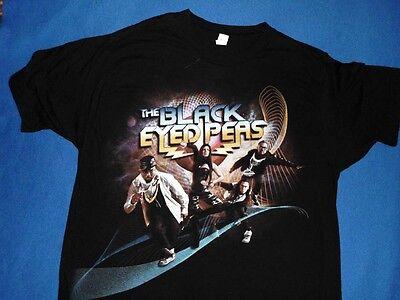 Black Eyed Peas t shirt men's size LARGE
