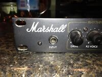 Marshall 9000 series 9001 Stereo Valve preamp