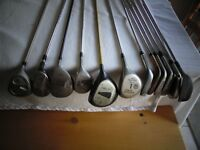 "Slected Golf Clubs - ""Great Condition"""