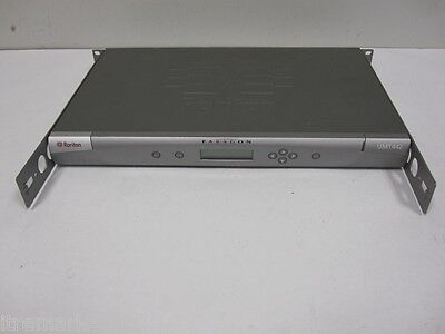 Raritan Computer Raritan Paragon P2UMT442 42-Ports 4 User External KVM switch on Rummage