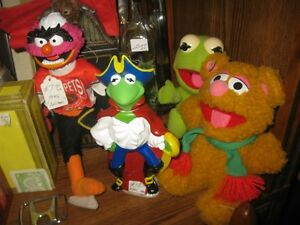 Muppets stuff & MUCH MUCH more...VINTAGE & VINYL RECORDS
