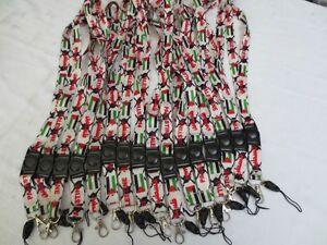 16 Palestine Lanyards