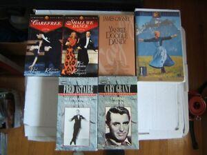 Vintage VHS movies Kitchener / Waterloo Kitchener Area image 1