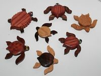 wooden critters