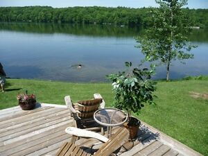 cottage for rent on Graham Lake AVAILABLE THIS WEEK Aug 17-23 Canada image 1