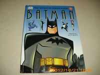 BATMAN COLLECTIBLE BOOKS