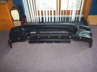 1990-93 Acura Integra Front Bumper