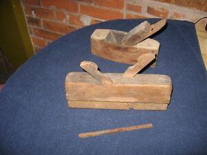 Antique Wood Planes
