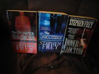 Selected Stephen Frey Books