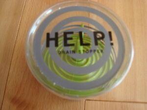 Propaganda Help! Drain Stopper - Green - Brand New - Very Unique Kitchener / Waterloo Kitchener Area image 3