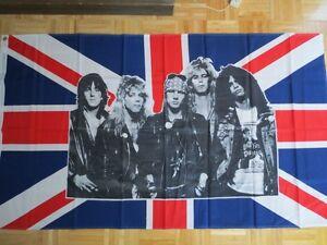Guns and Roses Flag