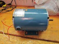 1/2 HP motor