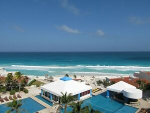 Cancun Condo Ocean View