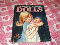 Book of Dolls 1959 Antique