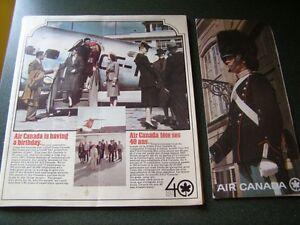 Air Canada Collectibles