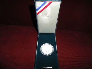1990 United States Eisenhower Centennial Silver Dollar