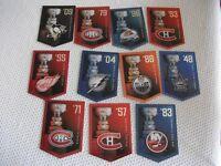 Molson, Coors Panini Hockey Cards