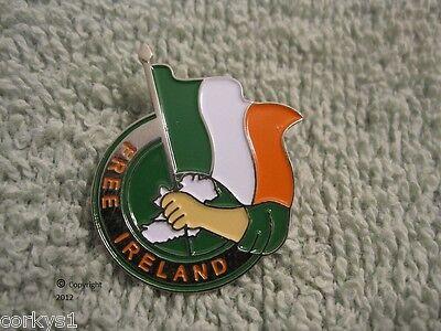 Free Ireland Pin/Badge Celtic Irish Sinn Fein AOH