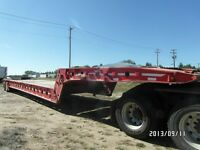 1998 ASPEN 16 WHEEL SCISSOR NECK LOWBOY AT www.knullent.com