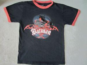 BATMAN T-SHIRT - YOUTH S