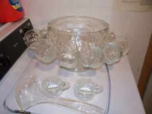 punch bowl set London Ontario image 1