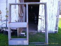 2 SW Fleming Steel Fire Door Frames