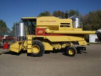 1989 NEW HOLLAND TR86 COMBINE