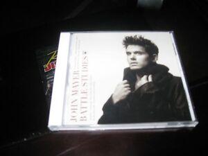 John Mayer CD for Sale - Battle Studies