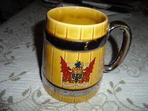 Wade Pottery Dalhousie University Ceramic Mug