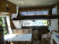 Motorhome for sale      NEW REDUCED PRICE