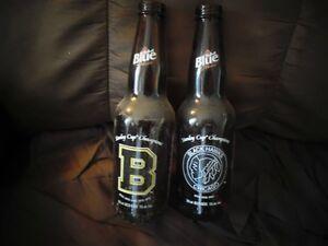 Labatt Blue Hockey Bottles