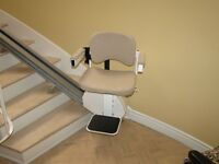 STAIR LIFT chair lift  SPECIALIST