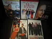 Selected DVD's