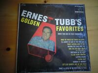 Ernest Tubb's Golden Favorites Record Album
