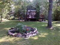 Winnipeg Beach Area Cottage - Peaceful Ponemah
